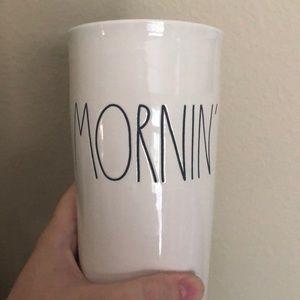 Rae Dunn Dining - Rae Dunn Mornin' Travel Mug